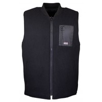 Independent Manner Vest Black (Reversible)