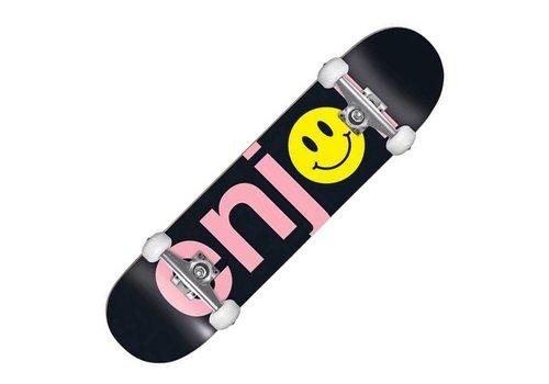 Enjoi Enjoi No Brainer Smiley Complete 8.125 Black