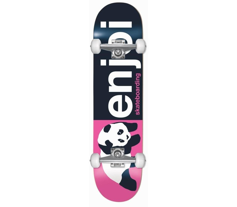 Enjoi Half and Half 8.0 First Pink Complete