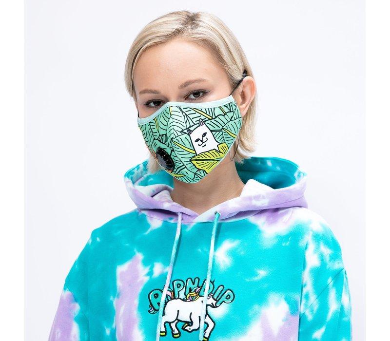 Ripndip Nermal Leaf Ventilated Face Mask