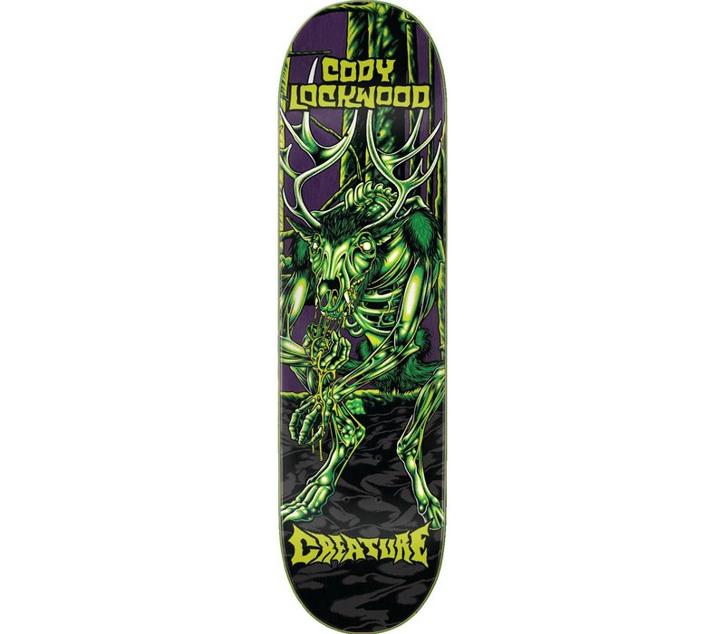 Creature Lockwood Swamp Lurker 8.375