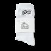 Last Resort AB Last Resort AB Eye Socks White (EU38-EU42)