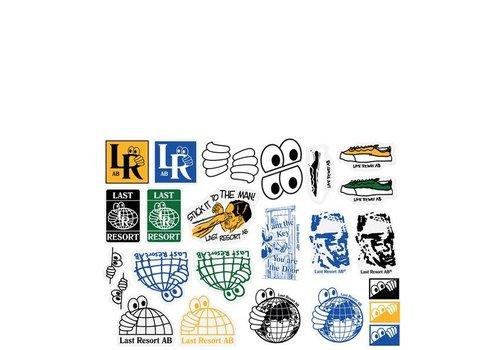 Last Resort AB Last Resort AB Stickerpack