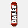 Baker Baker - Brand Logo Red Foil 8.25