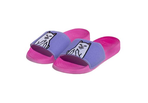 Ripndip RipNDip Nermal Color Change Slides Blue/Fuschia