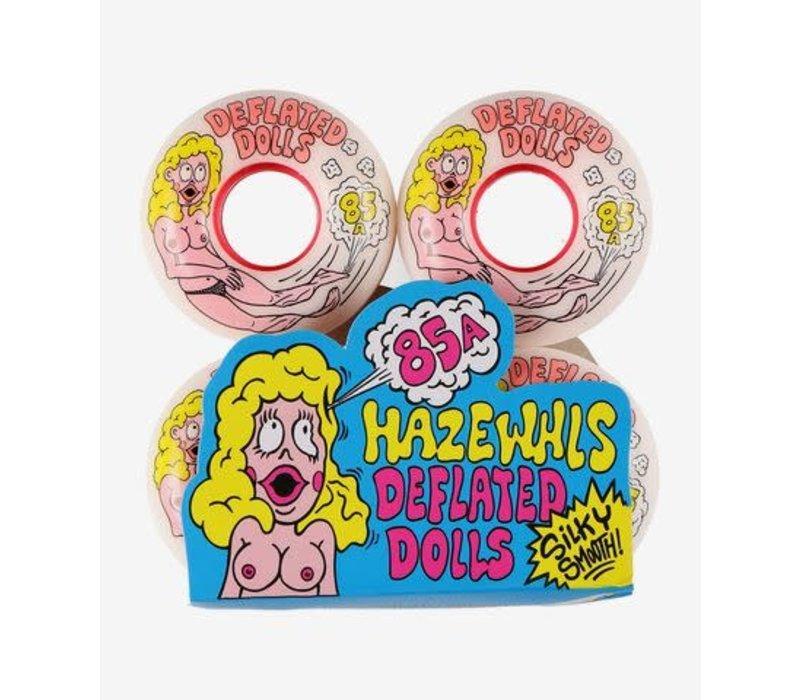 Haze Wheels Deflated Dolls 52mm 85A