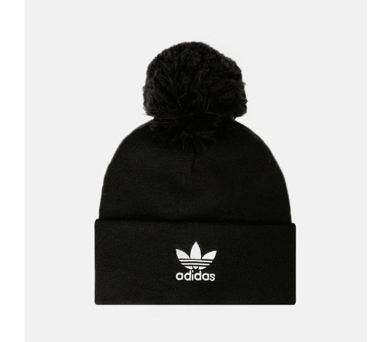 Adidas AC Bobble Knit Beanie Black