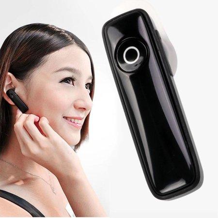 Bluetooth 4.1 Headset - Zwart