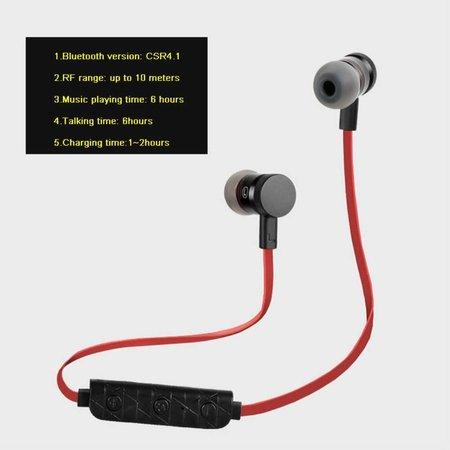 BH-M9 Handsfree Bluetooth V4.1 Sport Oortjes