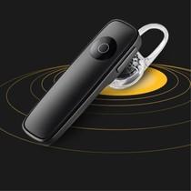 M165 Business Stijl Single In-ear Bluetooth Headset - Zwart