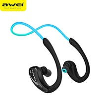 Voice Prompt NFC Pairing Bluetooth Sport Oortjes