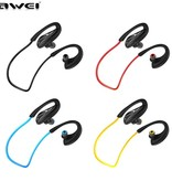 AWEI AWEI Voice Prompt NFC Pairing Bluetooth Sport Oortjes