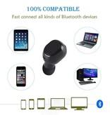 TWS16 Bluetooth 4.2 In-ear Oortjes met Oplaadstation - Zwart