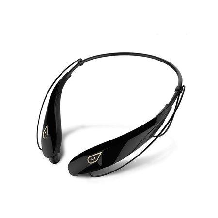Y98 Bluetooth In-ear Sport Headset - Zwart / Goud