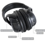 BH519 Noise Canceling Bluetooth Over-ear Hoofdtelefoon
