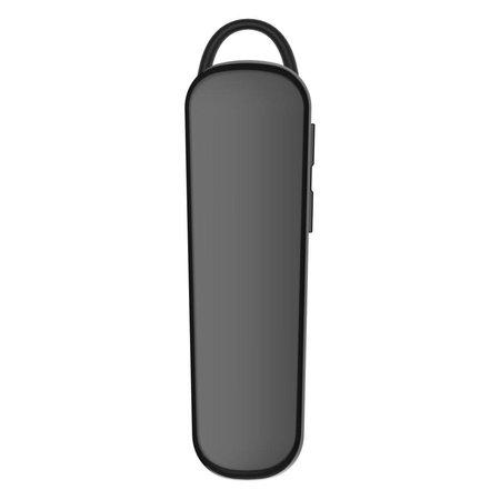 VOUNI VOUNI Single Bluetooth Headset met CVC 6.0 Noise Reduction - Zwart