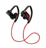 JOYROOM JOYROOM U12 Bluetooth 4.1 In-ear Sport Oordopjes - Rood