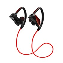 U12 Bluetooth 4.1 In-ear Sport Oordopjes - Rood