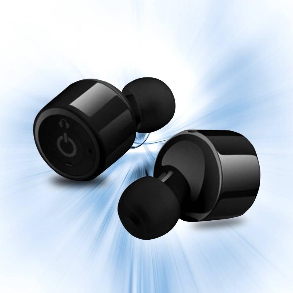 X1T Bluetooth V4.2 In-ear Oordopjes - Zwart