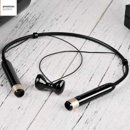 HOCO HOCO ES6 Nekband Bluetooth 4.0 Sport Earbuds - Zwart