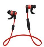 H3 Bluetooth V4.1 Sport Oordopjes - Rood