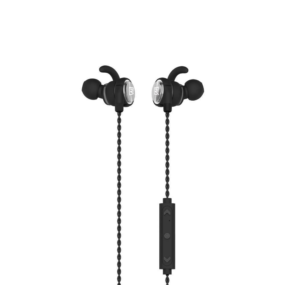 REMAX REMAX S10 Bluetooth 4.1 In-ear Oordopjes - Zwart