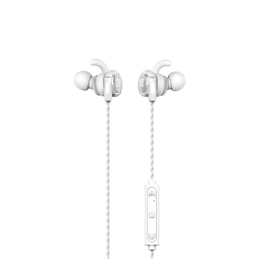 REMAX REMAX S10 Bluetooth 4.1 In-ear Oordopjes - Wit
