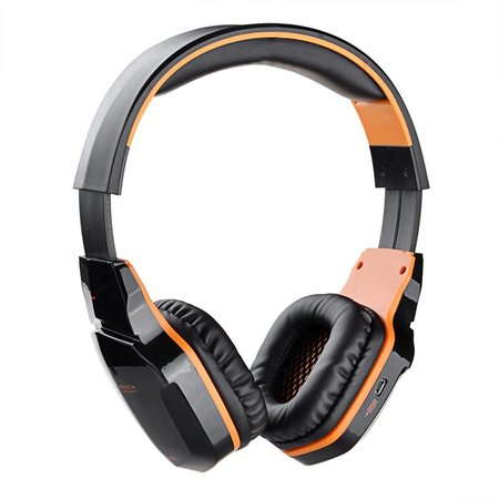 KOTION KOTION B3505 Bluetooth 4.1 Gaming Headset - Oranje