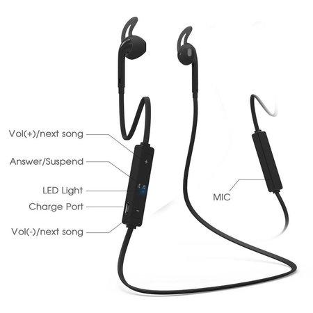 Bluetooth V4.1 Earbuds (B3300) - Zwart