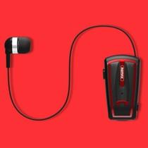 T12 Bluetooth Handsfree Headset met Kraagklip