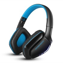 B3506 Bluetooth V4.1 Gaming Koptelefoon - Blauw