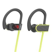 HOCO ES7 Sport Bluetooth 4.1 Headphone met Oorhaakjess for Samsung S8 - Groen