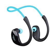 DACOM Athlete Ear Hook NFC Bluetooth 4.1 Sport Headset - Blauw