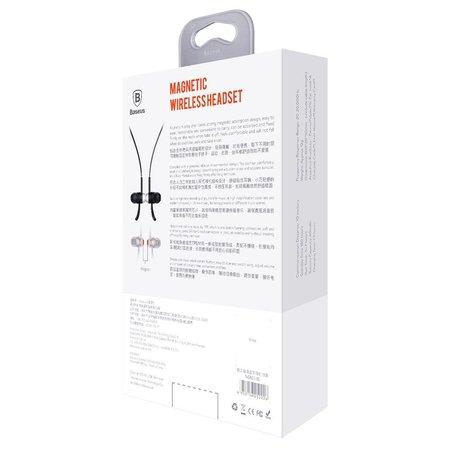 BASEUS BASEUS B11 Licolor Magneet Bluetooth Oordopjes - Roze