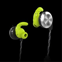 U2 Bluetooth 4.1 Sport Headset Zweetproof In-ear Oordopjes