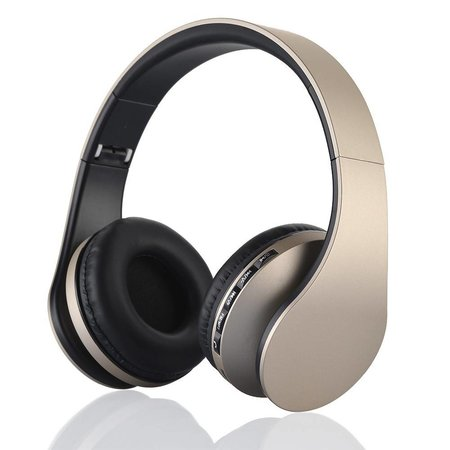 BTH-811 Bluetooth Koptelefoon - Goud