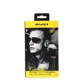AWEI AWEI A860BL Sport Bluetooth In-ear Oordopjes - Blauw