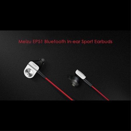 MEIZU MEIZU EP51 Draadloze 4.0 Sport In-ear Oortjes - Zwart