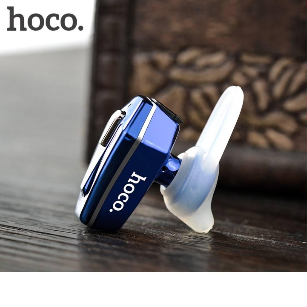 HOCO HOCO E17 Bluetooth V4.1 Headset - Blauw