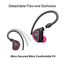 TRUE Fitness In-ear Oortjes Bluetooth 4.1