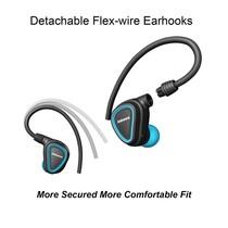 TRUE Fitness In-ear Oortjes Bluetooth 4.1