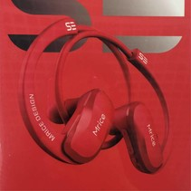 Waterproof IPX8 Sport In-ear Bluetooth 4.1 Oordopjes - Rood