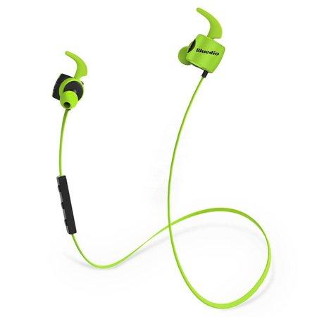 BLUEDIO BLUEDIO Sport Bluetooth 4.1 In-ear Earphones - Groen