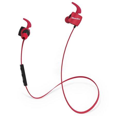 BLUEDIO BLUEDIO Sport Bluetooth 4.1 In-ear Earphones - Rood