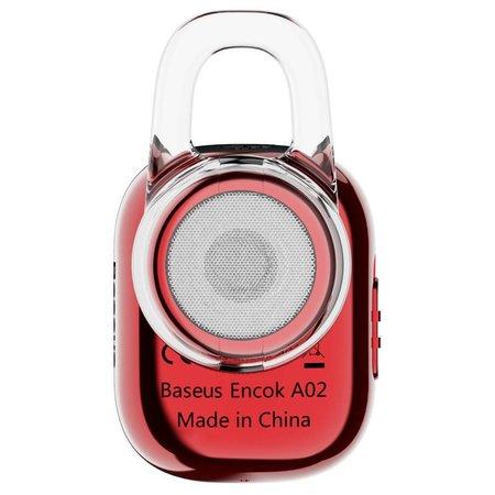BASEUS BASEUS Encok Bluetooth 4.1 Finger Touch Earbud