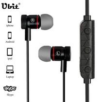 M9 Metalen Sport Bluetooth 4.1 In-ear Earphone - Zwart