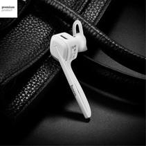 E9 Draadloze In-ear Business Headset - Wit