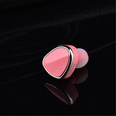 HOCO HOCO E7 Mini Draadloze Oordopjes - Roze