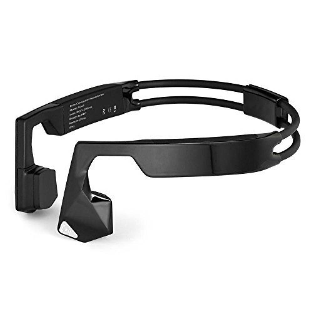 KSCAT KSCAT Bluetooth 4.1 Headphones met Bone Conduction - Zwart