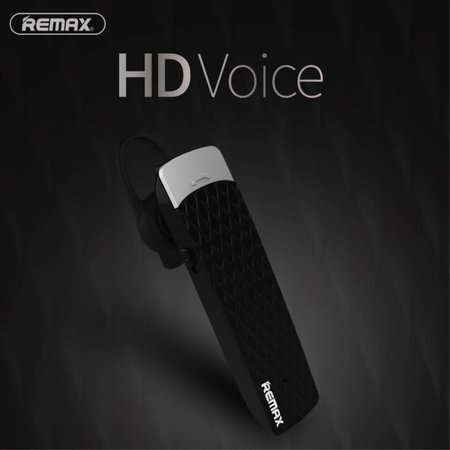 REMAX REMAX T9 Bluetooth Single Headset - Zwart